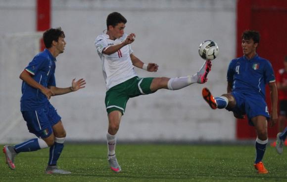 Юношите на България аут от Евро 2016