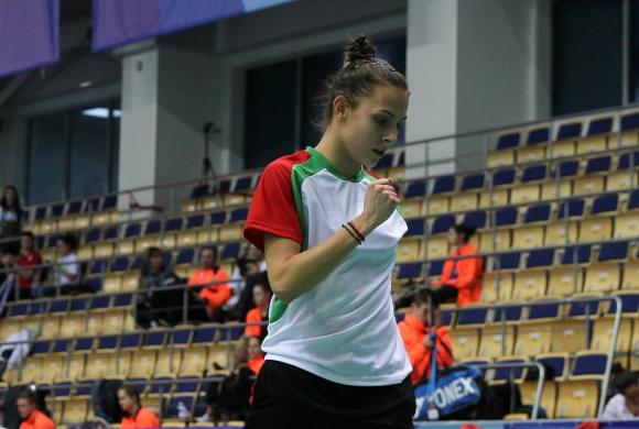 Мария Мицова на финал в Загреб
