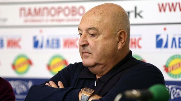 Венци Стефанов поиска всички клубове да станат като Левски и Берое
