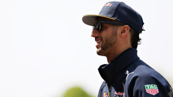 Рикардо: Това беше най-доброто състезание в кариерата ми