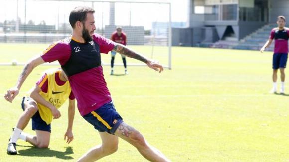 Алейш Видал се завръща срещу Валенсия