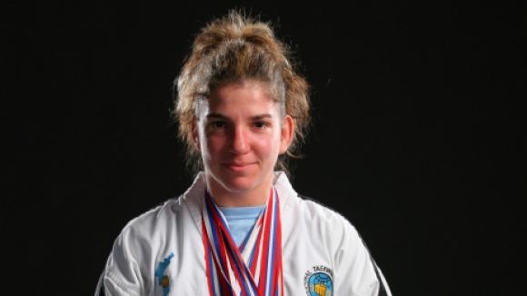 Амалия Колева стана европейска шампионка на силов тест за седми път