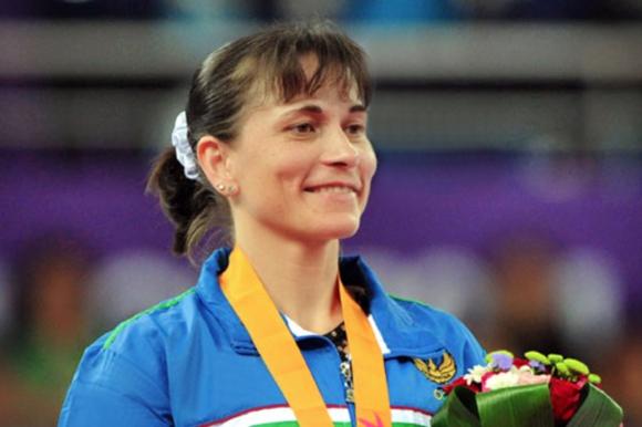 Оксана Чусовитина се класира за рекорден седми път на олимпийски игри