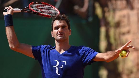 Федерер не е сигурен за Мадрид и Рим