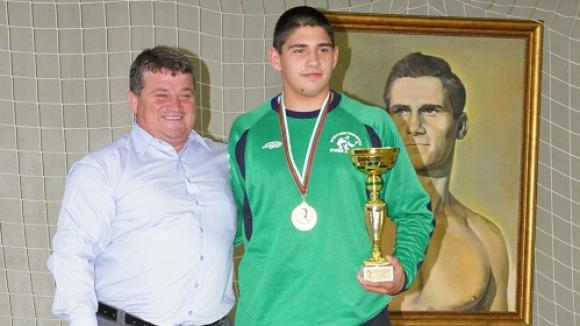 Борецът Филип Радев е Спортен талант на публиката за 2016 г.