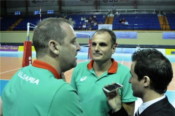 Иван Петков и Радослав Бакърджиев поемат волейболистките до 23 години