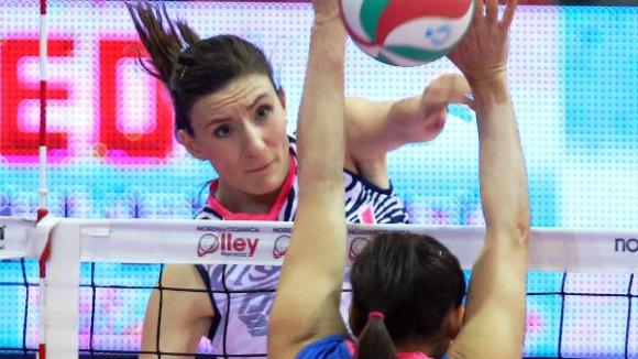 Еми Николова завърши сезона в Италия с 12 точки (ВИДЕО)