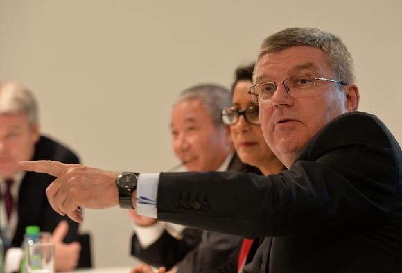 Томас Бах: Бразилия ще проведе Олимпийските игри на много високо ниво