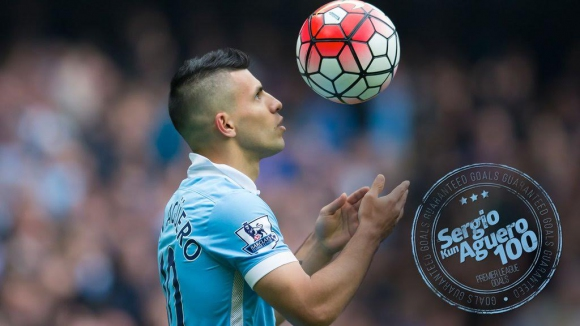 Топ 10 на най-добрите голове на Агуеро в Премиър Лийг (видео)