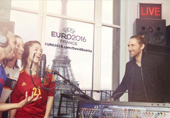 Днес изтича срокът за запис на аудио на химна на Евро 2016