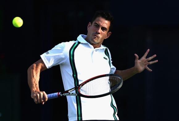 Гарсия-Лопес е 1/4-финалист в Букурещ, Иво Карлович е аут