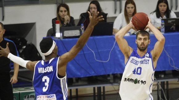 Рилски издържа във Варна и е на полуфинал