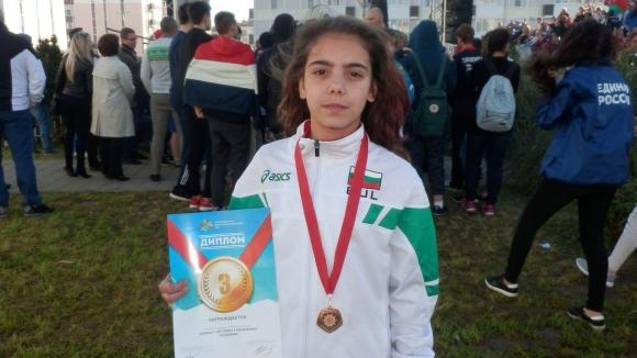 Българче с бронз в плуването на Световните детски игри в Сочи