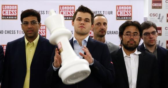 Карлсен спечели супертурнира по шахмат в Ставангер