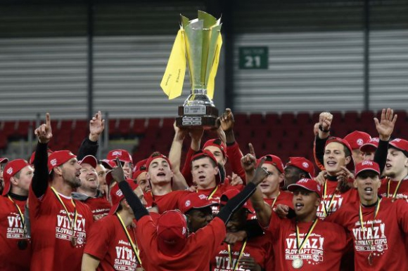 Тренчин спечели купата на Словакия