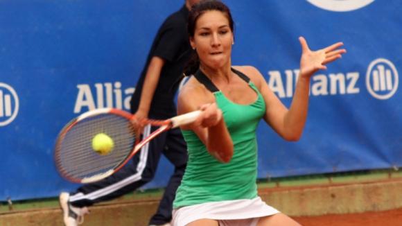 Костова се класира за полуфиналите на турнир по тенис в САЩ