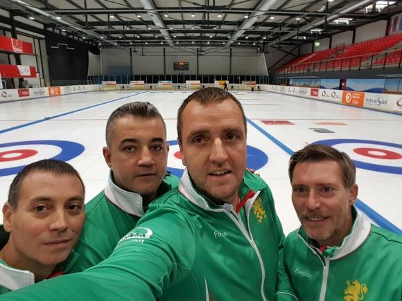 Българският кърлинг с шест победи на европейското