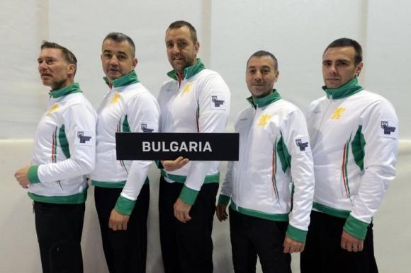 България завърши на четвърто място на европейското по кърлинг