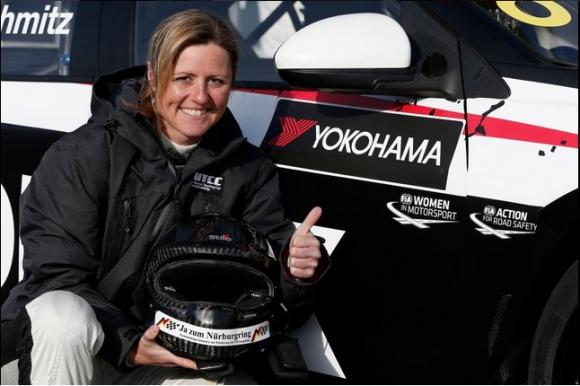 """Новата водеща на Top Gear ще участва във WTCC на любимата писта - """"Нюрбургринг"""""""