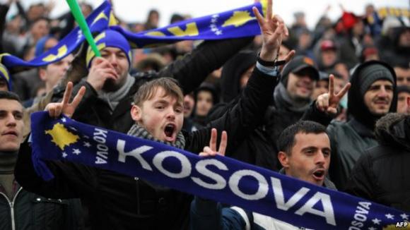 Косово сбъдна мечтата си да стане член на УЕФА