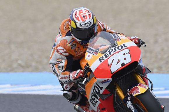 Дани Педроса остава избор номер едно на Honda за следващия сезон