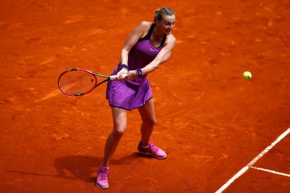 Квитова и Азаренка напуснаха турнира в Мадрид