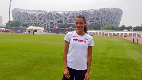 Ивет Лалова открива сезона на Диамантената лига в Шанхай
