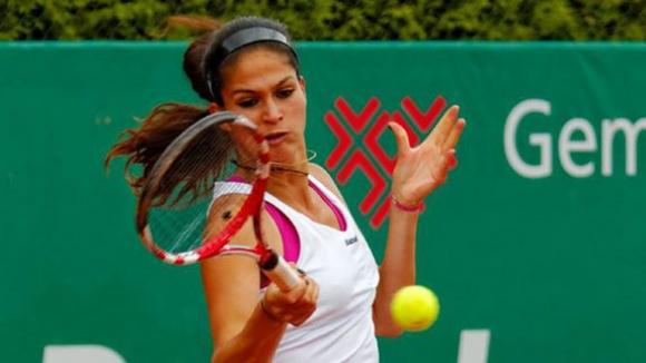 Шиникова отстъпи на четвъртфиналите в Тунис