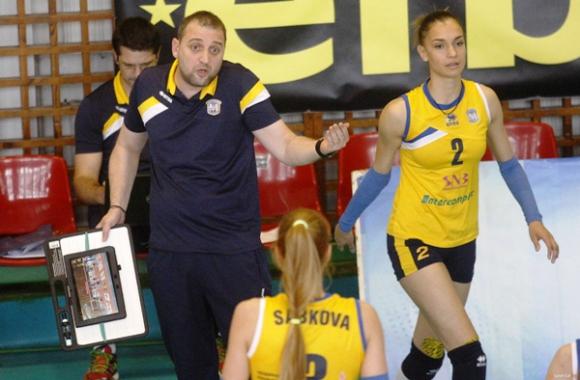 Иван Петков: Ще се опитаме да защитим трофея си от миналата година