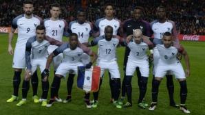 Дешан обяви състава за Евро 2016