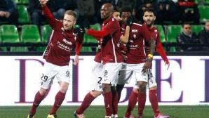 Метц се завърна в Лига 1 след драма в последния кръг