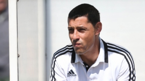 Александър Томаш е новият старши треньор на Верея