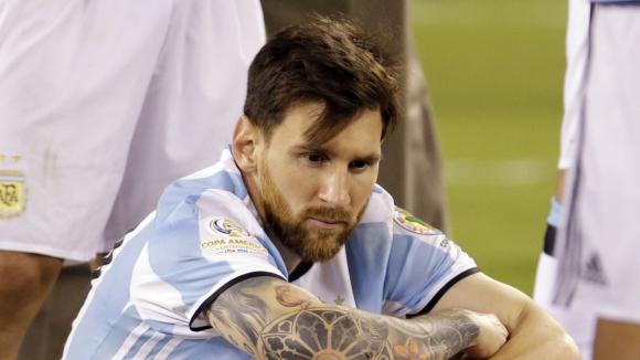 Любовната песен на Меси и Аржентина не може вече да е изпята