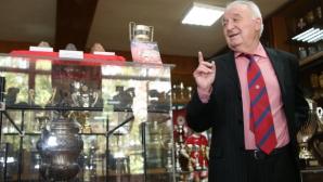Жеката викнал ветераните на ЦСКА, но после не се явил