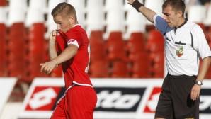 Павел Головодов не спира да бележи за ЦСКА-София 2
