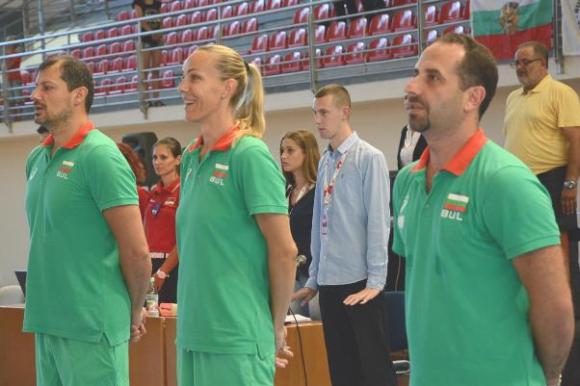 Николай Иванов: Въпреки всичко, това бе добър турнир за нас и съм горд с отбора си