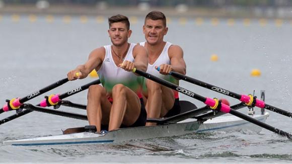 Георги Божилов и Кристиан Василев - девети в Рио 2016