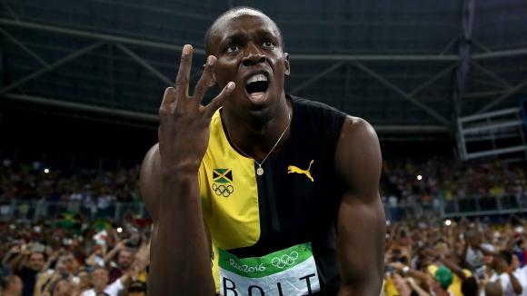 Болт вече е безсмъртен, провал за САЩ на 4 по 100 метра (ВИДЕО + ГАЛЕРИЯ)