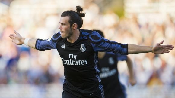 Реал Мадрид започна като юмрук (видео+галерия)
