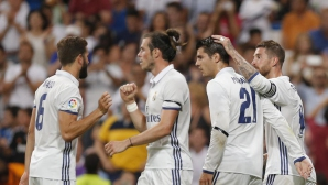 Реал победи Реймс в повторение на легендарен мач (видео)