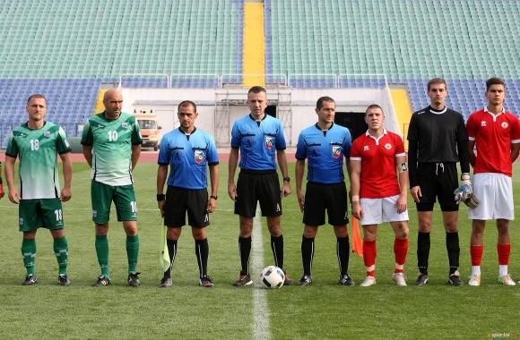 БФС отхвърли молбата на Витоша (Бистрица) за служебна победа срещу ЦСКА 1948