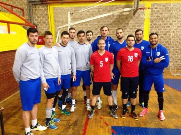 Български волейболист ще атакува Балканската купа