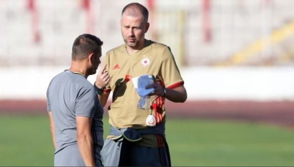 Йорданеску: Беше важно Галчев да се почувства част от тима