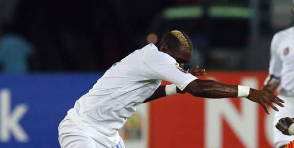 Боласие изведе Конго до триумф в Либия (видео)