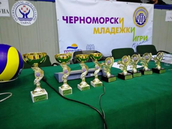Етникос спечели турнира във Варна