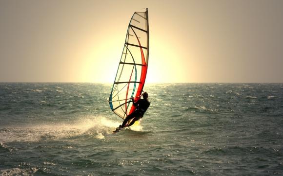 Къде е уиндсърфингът в момента? ...и за извънземните в спорта