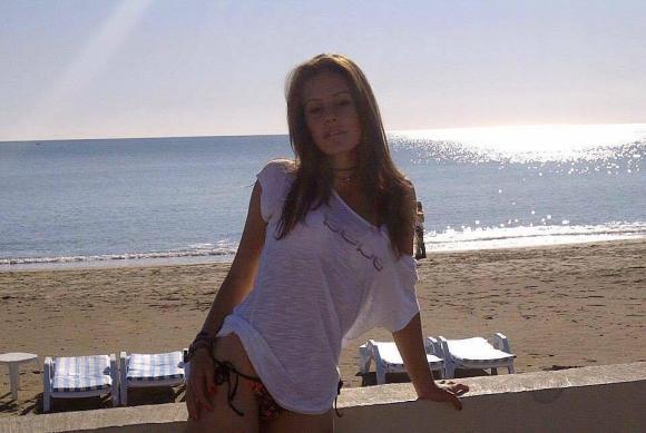 Футболист на Лудогорец заби една от най-хубавите тенисистки в света (ГАЛЕРИЯ)