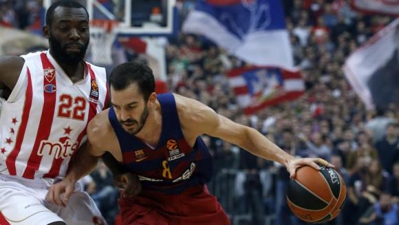 Барселона и Везенков потънаха в белградския ад