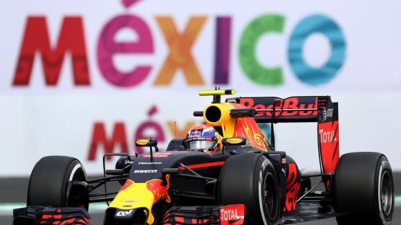 Макс Верстапен най-бърз в последната тренировка в Мексико