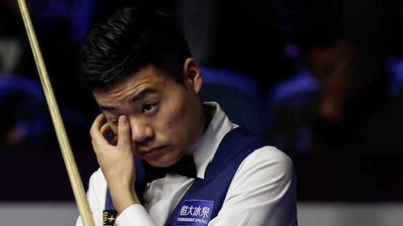 Дин Дзюнхуей: Резултатът не може да ме притесни